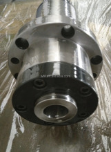 Belt drive ISO20 spindle for milling
