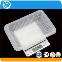 watertight materials tablet PVC blister pack display stand