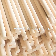 Large Wooden Dowels Industries Large Wooden Dowels for Crafts
