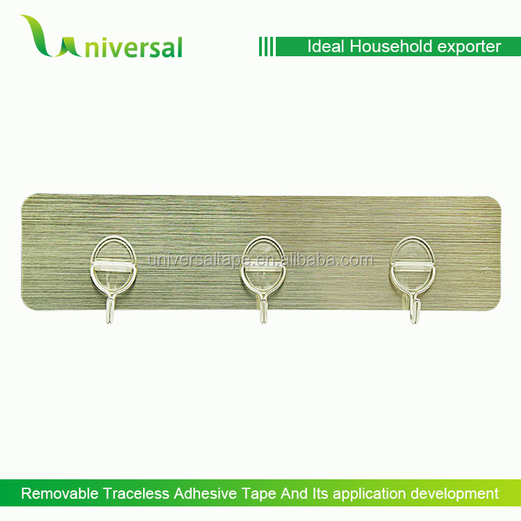 Optimal household storage items for kitchen bathroom plastic adhesive wall hook