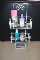 Bathroom Wall Mount Metal Rack