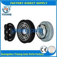 Air Compressor Parts HCC 6PK Pulley AC Electric Magnetic 12V Clutch For Ford New Fiesta