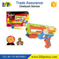 Plastic soft bullet shooting toy guns for kid