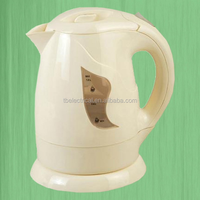 Low energy instant electric kettle with long nose
