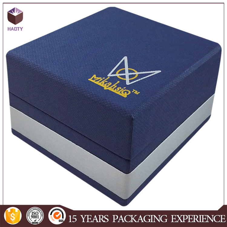 Specialty paper fashion jewelry box in shenzhen