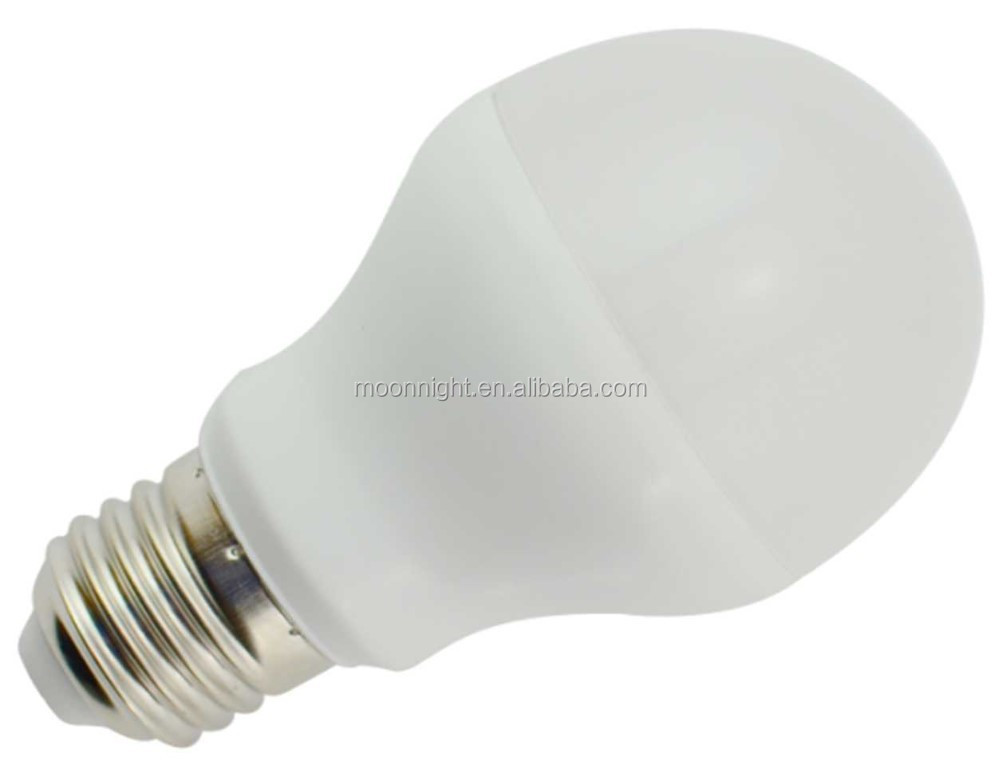 9W LED MCOB bulb lamp E27 B22 base with spare parts