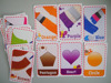 Color and Shape Learning Flash Cards Kids Flash Cards