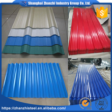 2017 Favorable Price Prepainted Metal Siding Sheets