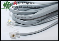 KSM Grey Network Internet Cable RJ45 LAN Cat 5e Ethernet For Computer Router PC