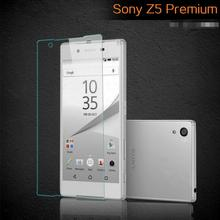 Genuine Film guard Anti Scratch Tempered Glass Screen Protector for Sony Xperia Z5 premium mini