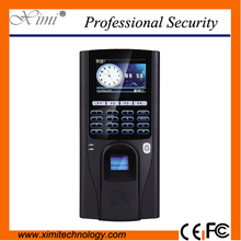 Tcp/Ip Fingerprint Reader And Time Attendance Optional Id/Ic Card Tfs20 Access Control