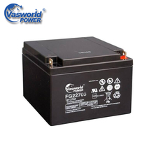 Wholesale Price Lead Acid Agm Small Ups Battery 12V 26Ah