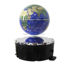 2016 Newest product magnetic levitation bluetooth speaker