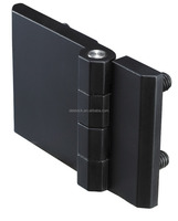 Electric panel door hinge