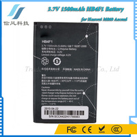 3.7V 1500mAh Rechargeable Battery for Huawei Battery HB4F1M860 Ascend