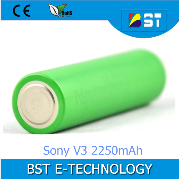 Wholesale us battery 18650 V3 battery 18650 US18650V3 2250mAh 3.7V rechargeable battery