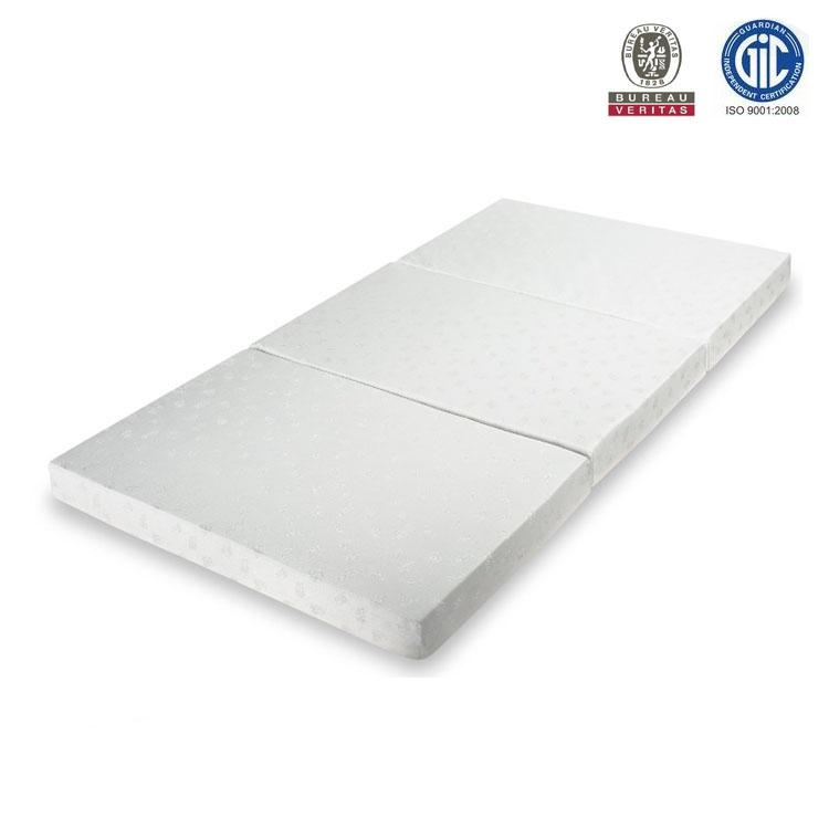 Indian Tempurpedic Polymer Jump Natural Coconut Palm Roll Pack Infrared Hybrid Floor Mattress - Jozy Mattress | Jozy.net