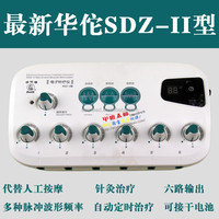 Hwato Electronic Stimulator Nerve and Muscle Stimulator SDZ-II 6 Channels/ SDZ-II