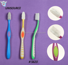 S623 Nanometer TPR bristles changeable head toothbrush