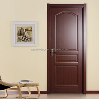 cheap MDF pvc door interior door