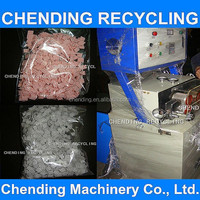 CHENDING easily operated plastic film recycling granulation unit