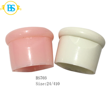 BB hair shampoo flip top cap