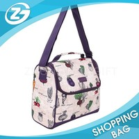 Camping Thermal Insulated Carry Case Lunch Tote Picnic Bag Shoulder Bag