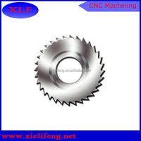 cnc machining motorcycle sprocket customized motorcycle spare parts