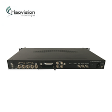 Professional ISDB-T and DVB-S/S2 satellite decoder irdeto CI/biss key,dvb ip gateway udp multicast ip out