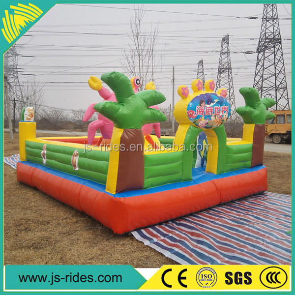 China top ten selling kids inflatable outdoor games inflatable bouncer castle for sale