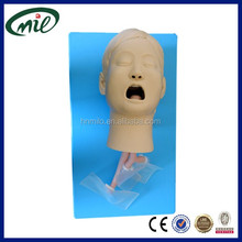 Emergency training simulator/airway management/Child Tracheal Intubation Model