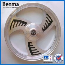 OEM quality white motorcycle wheels for sale