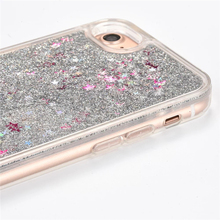 Excellent Craft Personalized Design Waterproof Liquid Glitter Phone Case