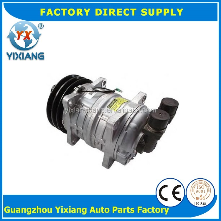 TM15HD 2PK 135MM 48846122 2521316 48845023 AC Compressor For SELTEC/TAMA/DIESEL KIKI