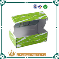 custom made small printed carton shipping box