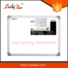 The cheap erasable children portable A4 waterproof plastic pvc dry erase magnetic writing white board drawing whiteboard