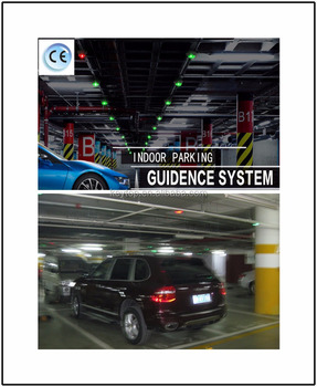 Smart Parking Guidance System with Variable Message Board