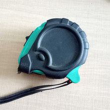 3m/5m/7.5m/8m/10m high quality ABS+TPR custom stainless retractable metal meter measuring tape measure
