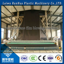 Various styles plastic film blowing machine manufacturer for co extruded multilayer film
