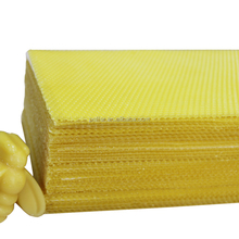 Peffer beeswax comb foundation sheet 100% pure beeswax foundation wholesale from China