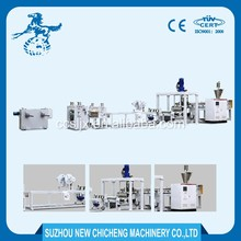 CE ISO approved plastic PP sheet extrusion making machine