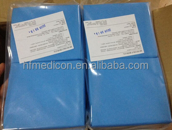 Medical BD Free Disposable Test Pack for Hospital Clinic