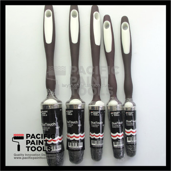PPT DuaTouch Innovative Paint Brush Round Brushes