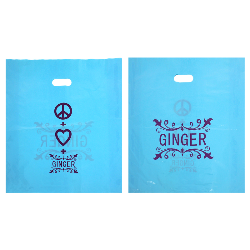 Biodegradable wholesale cheap plastic bags printing