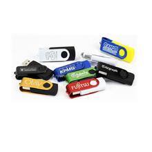 32GB USB 2.0 Flash Drive Swivel Bulk Thumb Drives Jump Drive Zip Drive Memory Sticks Black/Blue/Red/White/Green