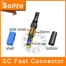Fiber Optic Fast Connector SC