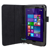 Cover Case For HP Stream 7 Case , Black Case For HP Stream 7 Tablet Case , Shockproof Leather Tablet Accessories