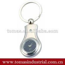 New design quartz keychain clocks gift