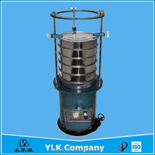 Soil Test Sieve Shaker with Horizontal, Vertical and Inclined Rotary Motion