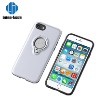Hot sale custom professional made for iphone 8 case ring holder